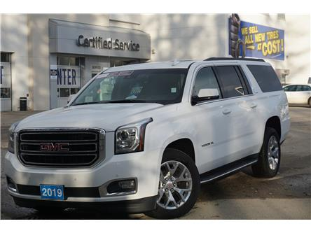 2019 GMC Yukon XL SLT (Stk: P3662) in Salmon Arm - Image 1 of 7