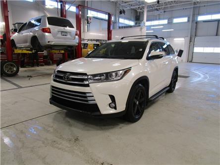2017 Toyota Highlander Limited (Stk: 7937) in Moose Jaw - Image 1 of 25