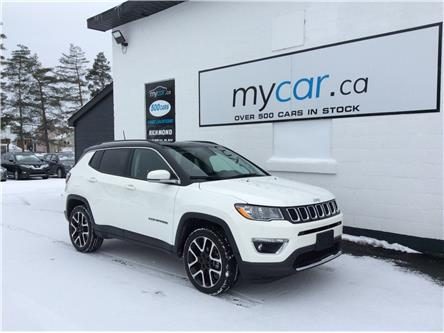 2020 Jeep Compass Limited (Stk: 210085) in Ottawa - Image 1 of 22