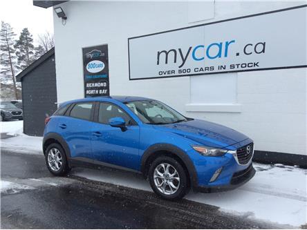 2016 Mazda CX-3 GS (Stk: 210077) in Ottawa - Image 1 of 21