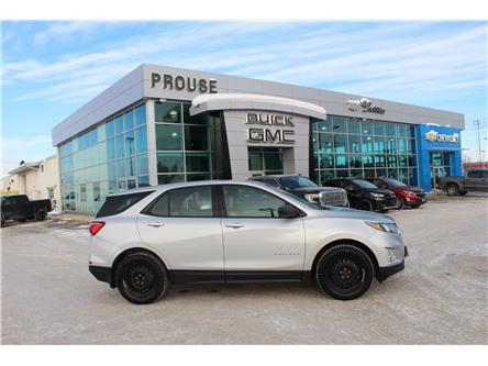 2018 Chevrolet Equinox LS (Stk: 11526) in Sault Ste. Marie - Image 1 of 13
