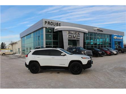 2014 Jeep Cherokee North (Stk: 8400-21A) in Sault Ste. Marie - Image 1 of 13