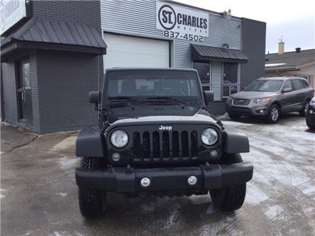 2015 Jeep Wrangler Sport (Stk: ) in Winnipeg - Image 1 of 18