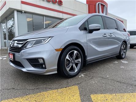 2019 Honda Odyssey EX (Stk: -) in Simcoe - Image 1 of 28