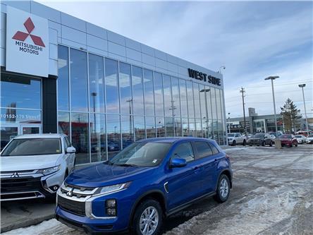 2021 Mitsubishi RVR SE (Stk: R21023) in Edmonton - Image 1 of 23