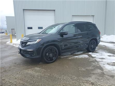 2019 Honda Pilot Black Edition (Stk: P21295A) in Timmins - Image 1 of 10