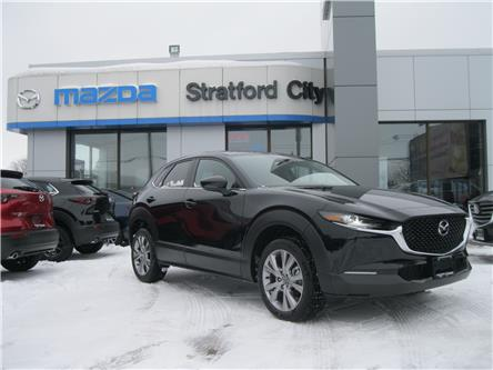 2021 Mazda CX-30 GS (Stk: 21028) in Stratford - Image 1 of 13