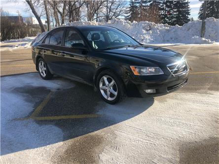 2008 Hyundai Sonata GLS (Stk: ) in Winnipeg - Image 1 of 16