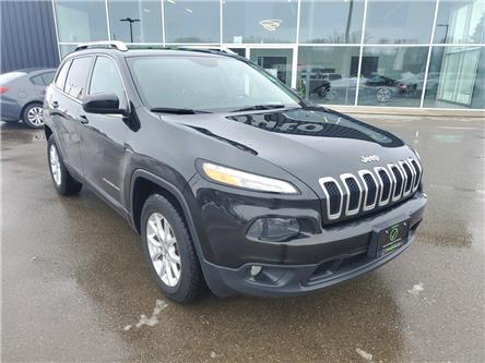 2015 Jeep Cherokee North (Stk: 21-093A Ingersoll) in Ingersoll - Image 1 of 30