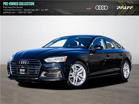 2019 Audi A5 45 Komfort (Stk: C8144) in Vaughan - Image 1 of 19