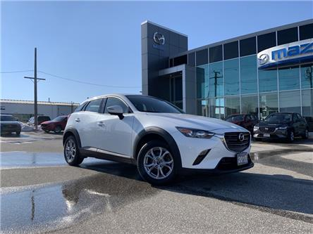 2019 Mazda CX-3 GS (Stk: UM2347) in Chatham - Image 1 of 23