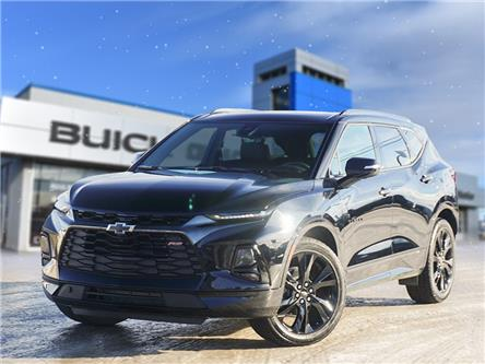 2021 Chevrolet Blazer RS (Stk: T20-1818A) in Dawson Creek - Image 1 of 15