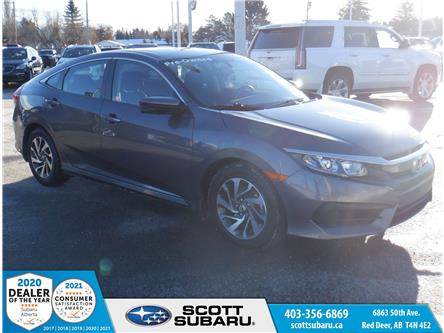 2016 Honda Civic EX (Stk: 36172U) in Red Deer - Image 1 of 22