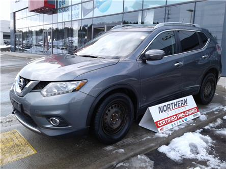 2015 Nissan Rogue SV (Stk: 11732A) in Sudbury - Image 1 of 10