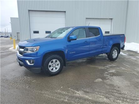 2020 Chevrolet Colorado WT (Stk: P21290A) in Timmins - Image 1 of 9