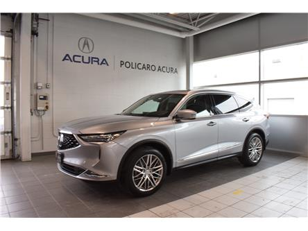 2022 Acura MDX Platinum Elite (Stk: N800612) in Brampton - Image 1 of 29