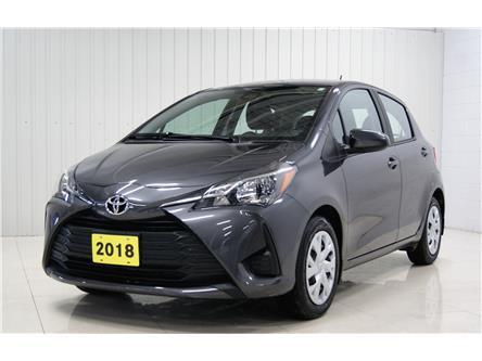 2018 Toyota Yaris LE (Stk: P6260) in Sault Ste. Marie - Image 1 of 14