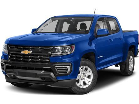 2021 Chevrolet Colorado WT (Stk: F-ZJBFD3) in Oshawa - Image 1 of 5