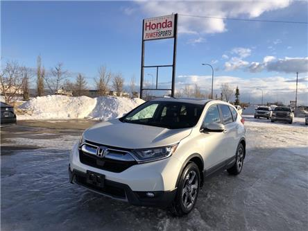2018 Honda CR-V EX-L (Stk: P21-004) in Grande Prairie - Image 1 of 30
