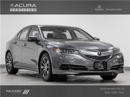 2017 Acura TLX Base (Stk: 800253T) in Brampton - Image 1 of 22