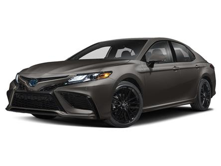 2021 Toyota Camry Hybrid XLE (Stk: 123671) in Woodstock - Image 1 of 3