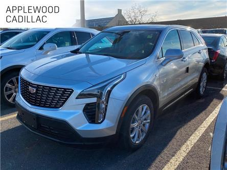 2021 Cadillac XT4 Luxury (Stk: K1D025) in Mississauga - Image 1 of 5