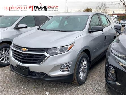 2021 Chevrolet Equinox LS (Stk: T1L003) in Mississauga - Image 1 of 5