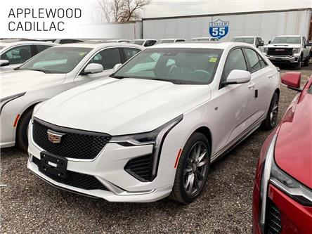 2021 Cadillac CT4 Sport (Stk: K1T015) in Mississauga - Image 1 of 5