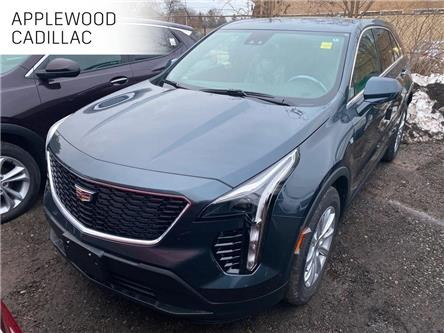 2021 Cadillac XT4 Luxury (Stk: K1D059) in Mississauga - Image 1 of 5