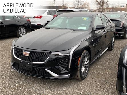 2021 Cadillac CT4 Sport (Stk: K1T013) in Mississauga - Image 1 of 5