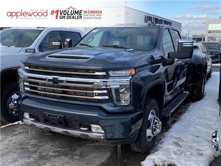 2020 Chevrolet Silverado 3500HD High Country (Stk: V0G123) in Mississauga - Image 1 of 5