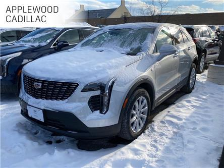 2021 Cadillac XT4 Luxury (Stk: K1D069T) in Mississauga - Image 1 of 5