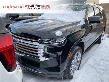 2021 Chevrolet Suburban High Country (Stk: T1K110T) in Mississauga - Image 1 of 5