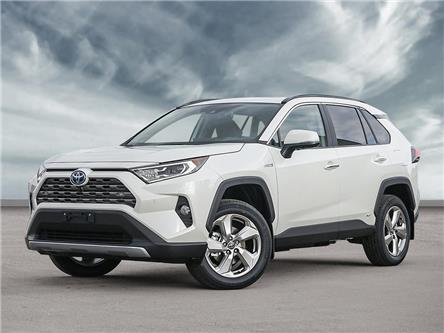 2021 Toyota RAV4 Hybrid Limited (Stk: 21RH296) in Georgetown - Image 1 of 10