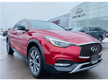 2017 Infiniti QX30 Base (Stk: U16787) in Thornhill - Image 1 of 22