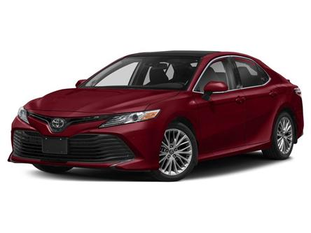 2018 Toyota Camry XLE (Stk: U8655A) in Barrie - Image 1 of 9