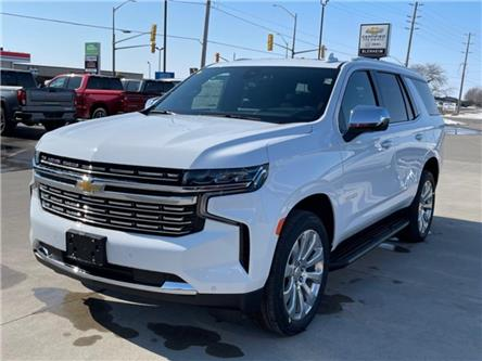 2021 Chevrolet Tahoe Premier (Stk: M133) in Blenheim - Image 1 of 30