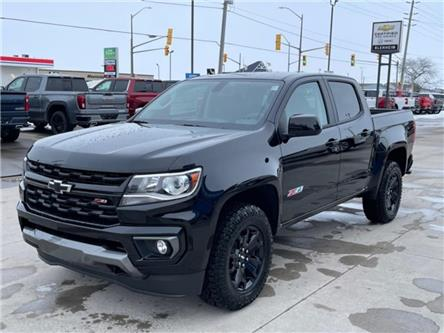 2021 Chevrolet Colorado Z71 (Stk: M155) in Blenheim - Image 1 of 30