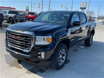 2021 GMC Canyon AT4 w/Cloth (Stk: M164) in Blenheim - Image 1 of 30