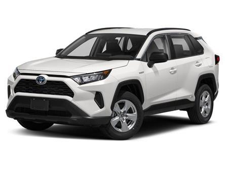 2021 Toyota RAV4 Hybrid LE (Stk: 210382) in Calgary - Image 1 of 9