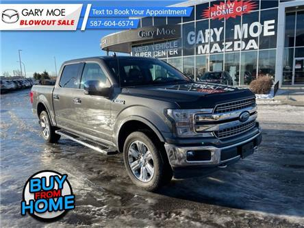 2019 Ford F-150 Lariat (Stk: ML0589) in Lethbridge - Image 1 of 19