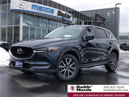 2017 Mazda CX-5 GT (Stk: 17156A) in Oakville - Image 1 of 21