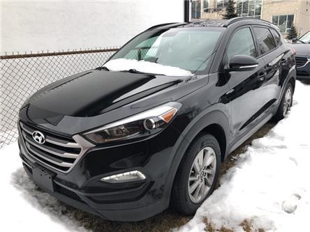 2017 Hyundai Tucson SE (Stk: P3200) in Toronto - Image 1 of 21