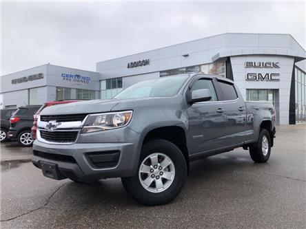 2019 Chevrolet Colorado WT (Stk: U136901) in Mississauga - Image 1 of 18