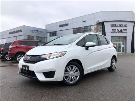 2017 Honda Fit LX (Stk: U101319) in Mississauga - Image 1 of 19