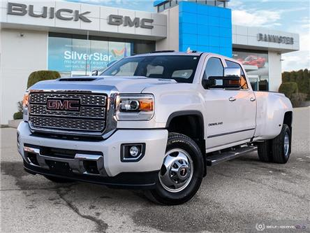 2018 GMC Sierra 3500HD Denali (Stk: P21244) in Vernon - Image 1 of 26