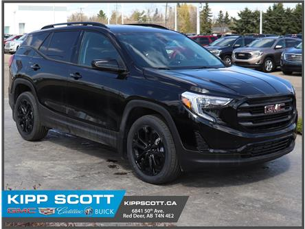 2020 GMC Terrain SLE (Stk: 66519) in Red Deer - Image 1 of 34