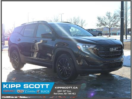 2021 GMC Terrain SLE (Stk: 321015) in Red Deer - Image 1 of 29