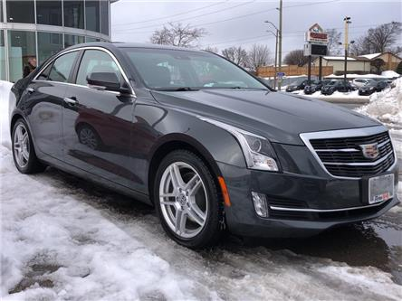 2015 Cadillac ATS 3.6L Performance (Stk: 119080) in Waterloo - Image 1 of 13