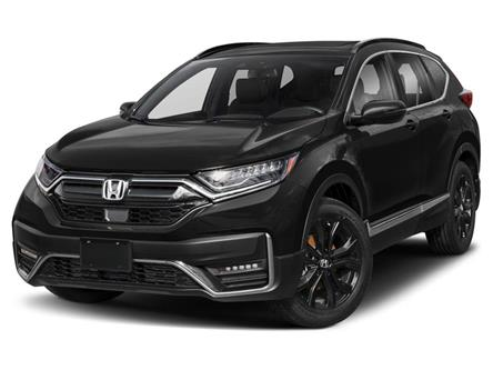 2021 Honda CR-V Black Edition (Stk: V21345) in Toronto - Image 1 of 9